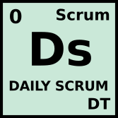 Ds : Daily Scrum