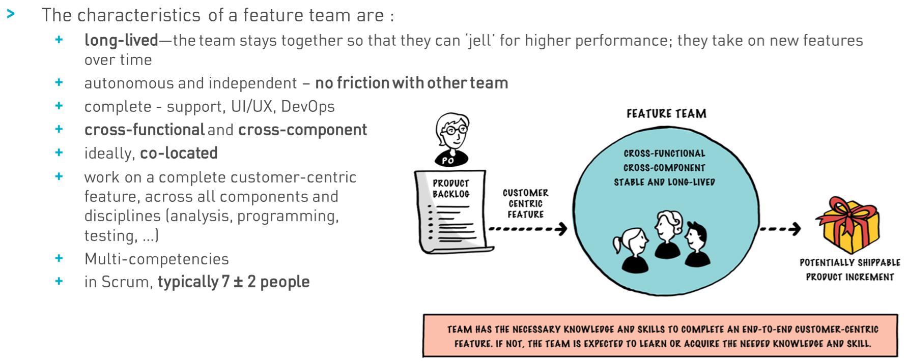Feature Teams