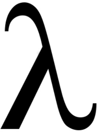 Lambda Symbol